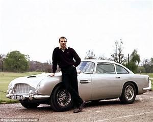 James Bond's 1965 Aston Martin DB5 complete with machine