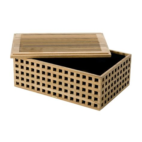 Bread Pantry Buy Skagerak Pantry Bread Box Teak Amara