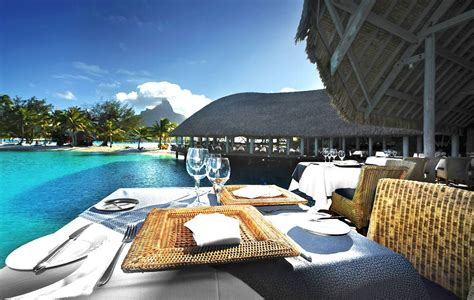 le meridien restaurant le tiare restaurant from photo gallery for le meridien bora bora