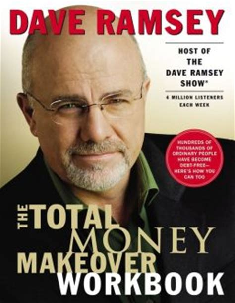 The Total Money Makeover Workbook By Dave Ramsey  9780785263272  Paperback  Barnes & Noble