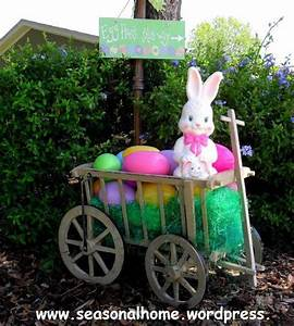 29 Cool DIY Outdoor Easter Decorating Ideas - Amazing DIY
