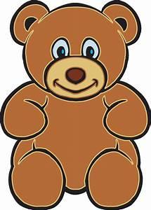 Big Cute Teddy Bears - ClipArt Best