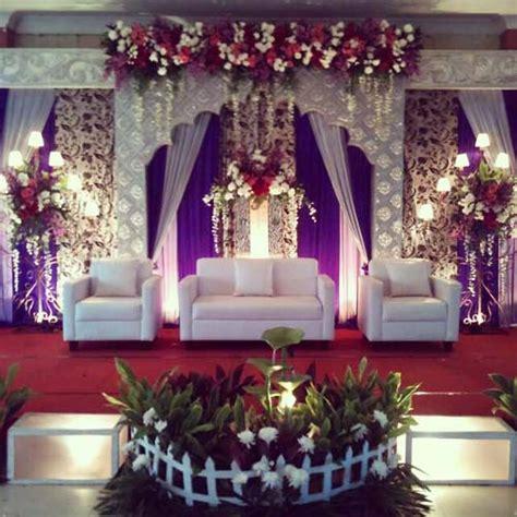 cover dekorasi pernikahan ukuran  meter   ide