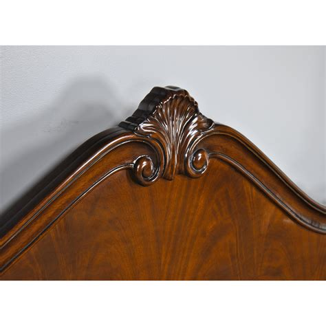 size four poster bed mahogany size four poster bed niagara furniture
