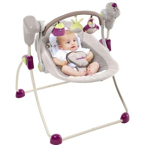 balancelle bébé babymoov balancelles