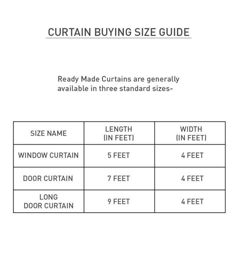 standard curtain drop sizes south africa curtain