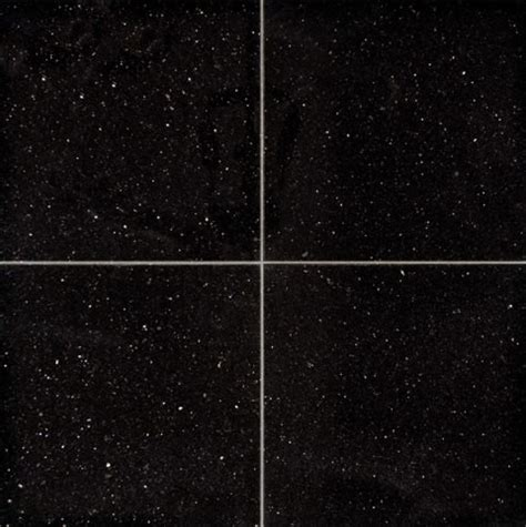 sle of 24x24 polished black galaxy granite tile
