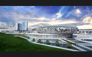 Design Consortium Mumbai Future City At Kharghar Hill Master Plan Convention