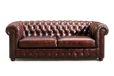the original chesterfield sofa and