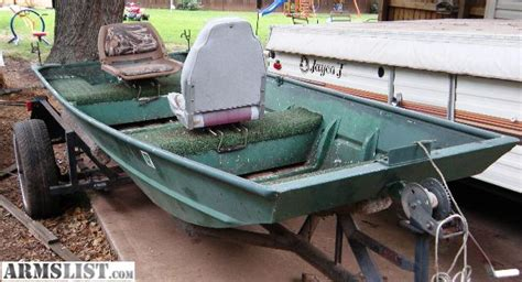 Used Flat Bottom Boats For Sale In Arkansas by Armslist For Sale Trade 12 Lowe Flat Bottom Boat