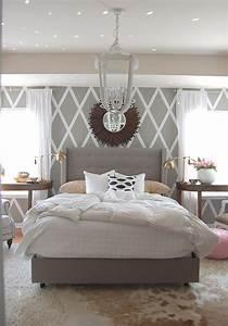 Decorate, By, Number, Serene, Grey, Bedroom