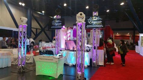 Weddings And Quinceaneras Expo Dj Set Up