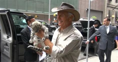 Beloved zookeeper Jack Hanna diagnosed with dementia ...