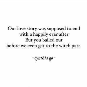 Fairytale no more | Breakup quotes, Writing words and Poem
