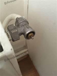 demonter un radiateur eau chaude uac acier double paroie With fuite robinet radiateur chauffage