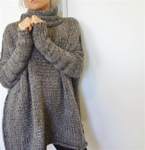 chunky womens sweaters oversized chunky knit sweater slouchy bulky sweater