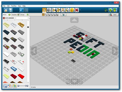 lego digital designer anyone play with ldd lego digital designer update