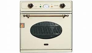 Four à Gaz Encastrable : four gaz ventil encastrable finition bronze ilve ec ~ Dailycaller-alerts.com Idées de Décoration