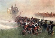 On This Day In History: Nov 5, 1757   The Battle of Rossbach