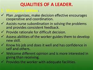 Seminar on leadership styles and its function in nursing