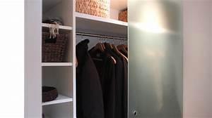 Garderobe Mit Schuhregal : garderobe mit galsschiebet re steiger und lankes ~ Sanjose-hotels-ca.com Haus und Dekorationen