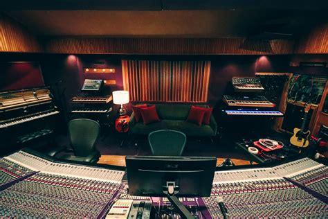 Studio B - Electric Lady Studios