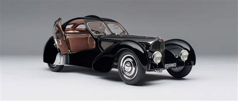 To create 'la voiture noire', we used our supremely accurate digital scanning on r.b. Bugatti 57SC Atlantic (1936) 'La Voiture Noire' | Bugatti, Bugatti cars, Vehicles