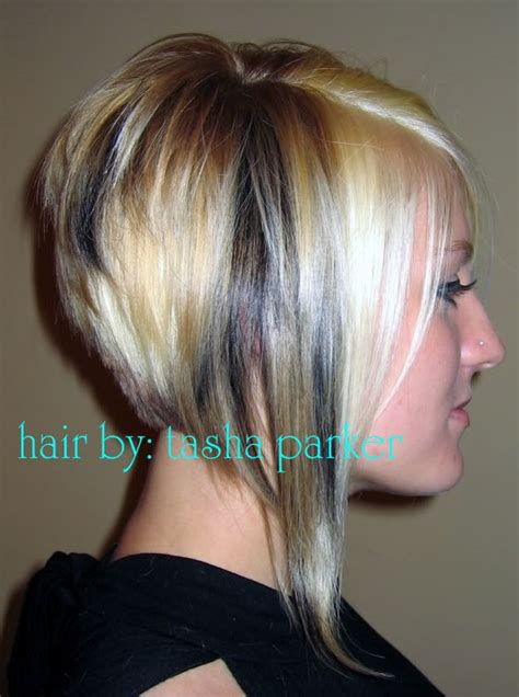 aline bob haircuts concave bob back view of stacked bob haircut trendy
