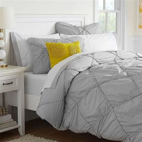 ideas  gray bedding  pinterest classic