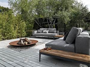Lounge Sofa Outdoor : outdoor styling bring the indoors out ~ Markanthonyermac.com Haus und Dekorationen