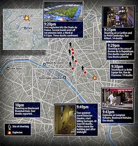 How ISIS terrorists brought death and fear to the streets ...