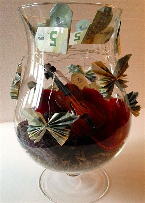 geldgeschenk im glas geschenke perfekt verpackt