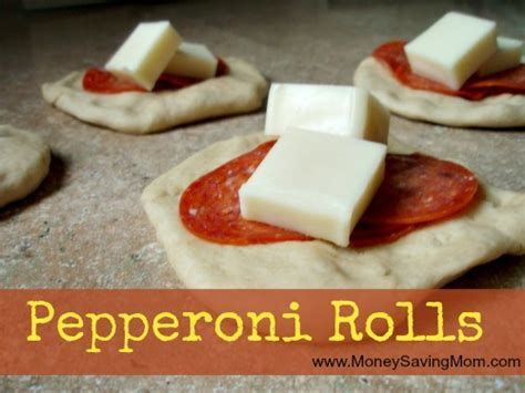 how to make pepperoni pepperoni rolls recipe