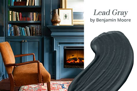 feature huewelove lead gray benjamin moore