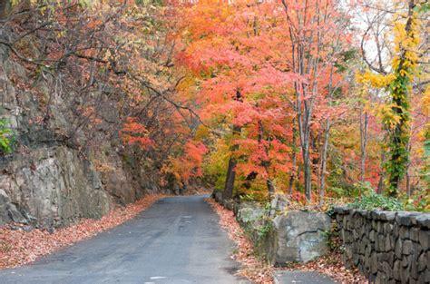 henry hudson drive offers   fall foliage   jersey