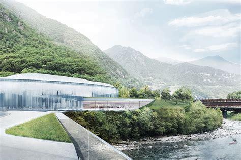 snohettas proposal   pellegrino flagship factory
