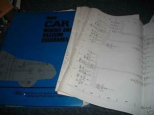 1988 Lincoln Continental Oem Wiring Diagrams Schematics