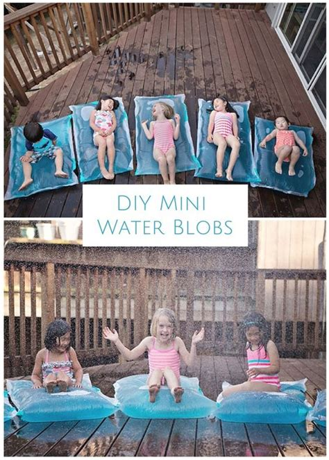 fun playful outdoor diy projects  kids grillo