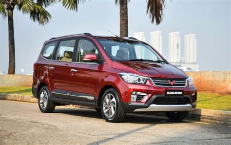 Wuling Picture by Wuling Confero S The Mpv From China Autocarweek