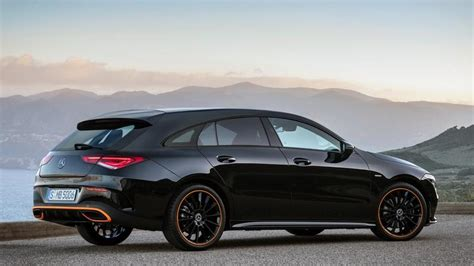 mercedes cla    practical