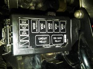 93-95 Engine Relay Box - Rx7club Com