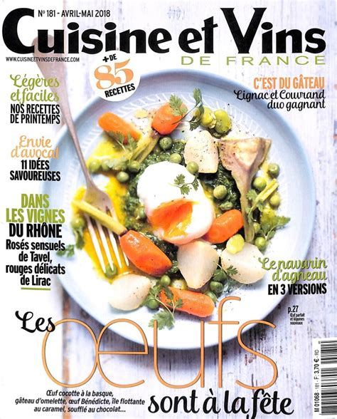 cuisine et vins recettes journaux fr cuisine et vins de