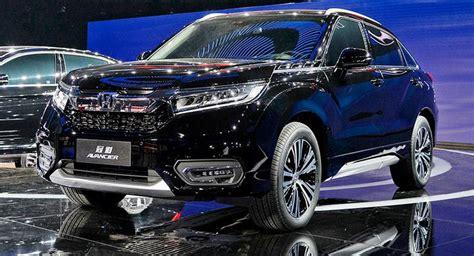 New Avancier To Top Honda's Chinese Suv Range [w/video]