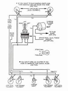 Simple Turn Signal Wiring Diagram