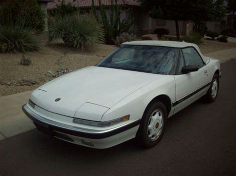 auto air conditioning service 1990 buick reatta parental controls find used 1990 buick reatta convertible in sun city west arizona united states