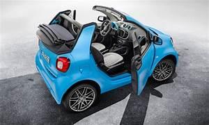 La Smart : smart fortwo cabrio brabus edition smart magazine ~ Gottalentnigeria.com Avis de Voitures