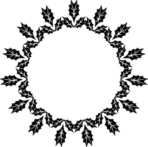 white arabesque clipart design 12