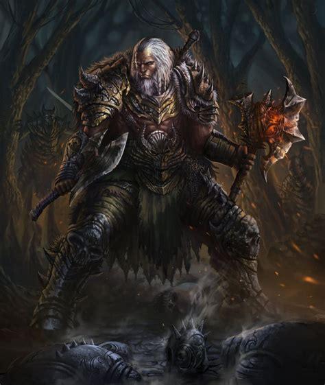 Diablo Fan Art Watch 274 The Classes Of Diablo 3