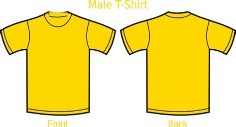 Gold Green T Shirt Clip Art At Clker.com