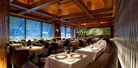 le tactile new york le bernardin dining new york city fit out renovation